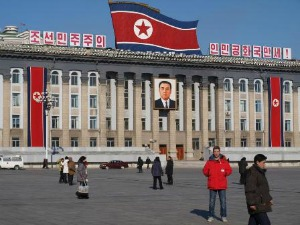 Travel Blogger Johnny in North Korea