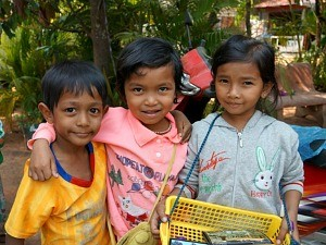 local children vietnam