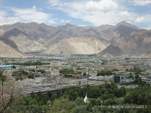 Capital of Lhasa