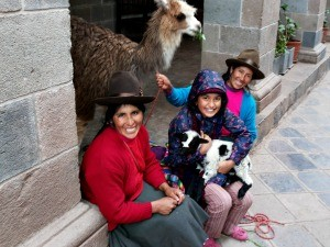 customers in cusco peru