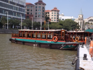 bumboat in singapore