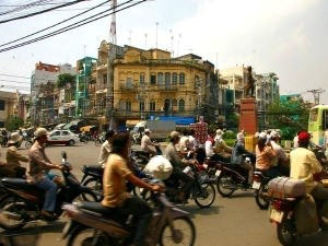 scooters in cambodia