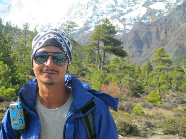 local guide in nepal