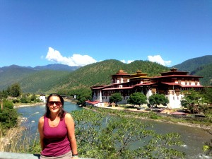 From Punakha to Homestay