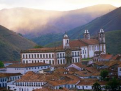 Gold Road to Ouro Preto
