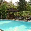 Indonesia-Bali-ubud-accommodation-central-pool