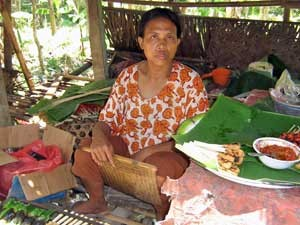 Local woman