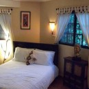 room of the accommodation