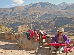 Cruising the Colca Canyon by 4x4