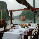 Bai tu Long Bay restaurant