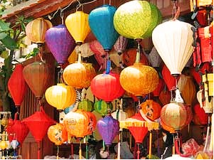 Lanterns of Historic Hoi An