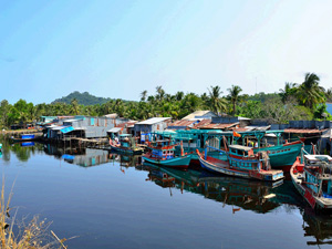 Arrival on Phu Quoc Island & Free Time