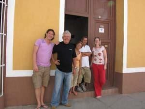 Customers with local hosts