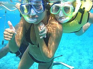 Snorkel the beautiful Malaysia coral reefs