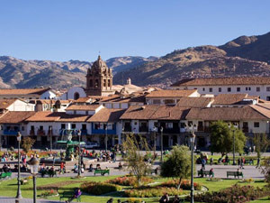 Explore the Cobbled Streets of Cusco