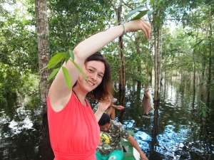 Amazon – Guided Jungle Tours