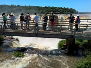 Foz do Iguazu - Argentine waterfalls