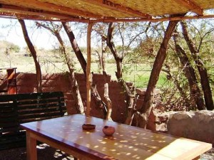 atacama desert terrace accommodation
