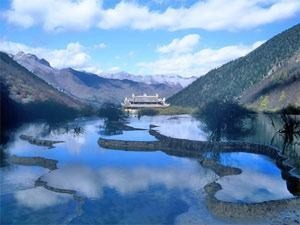 Crystal Lakes of Jiuzhaigou