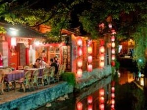Lanterns in Lijiang