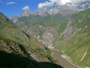 Tiger Leaping Gorge - Lijiang