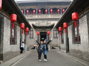 Temple Tour & Qiao Family Compound