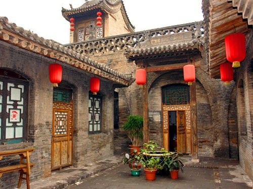 Departure from Pingyao