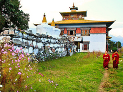Take the Tibetan Temple Trail