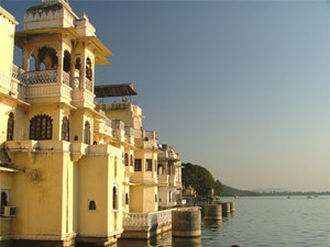 Departure from Udaipur