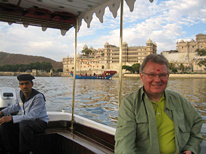 Udaipur - City Tour & Boat Trip