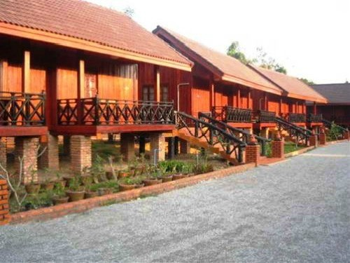 exterior of accommodation