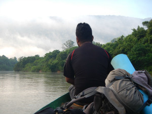 Arrival and Jungle Trekking