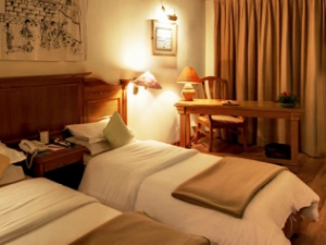 Upgrade to our Standard accommodation