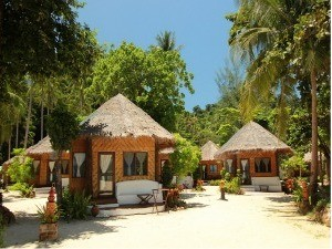 Bungalows of our In Style accommodation