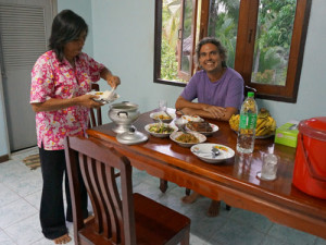 homestay food