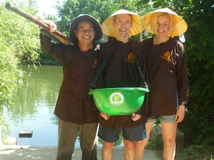 Lend a Hand in Hue