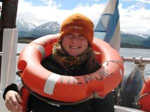 Travel specialist Ceri in Argentina