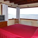 room with view at the sea