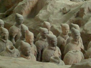 Terracotta Army and Drum Towers