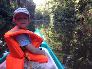 Through the Jungle to Tortuguero