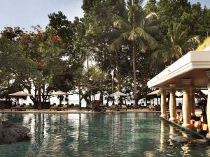 The pool of our In Style hotel in Sanur