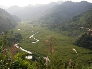 landscape of hidden laos