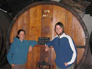 Mendoza - cycling tour along wine bodegas
