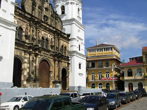 church in panama city