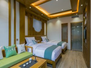 hotel in style upgrade in lijiang china