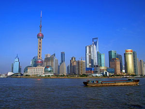 Shanghai: Back to the Future
