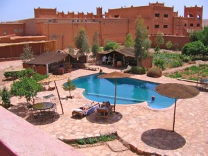 morocco accommodation with pool