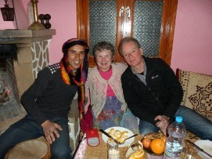 customers with local host in morocco