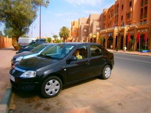 hire car in morocco