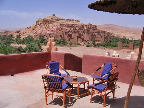 Departure from Zagora
